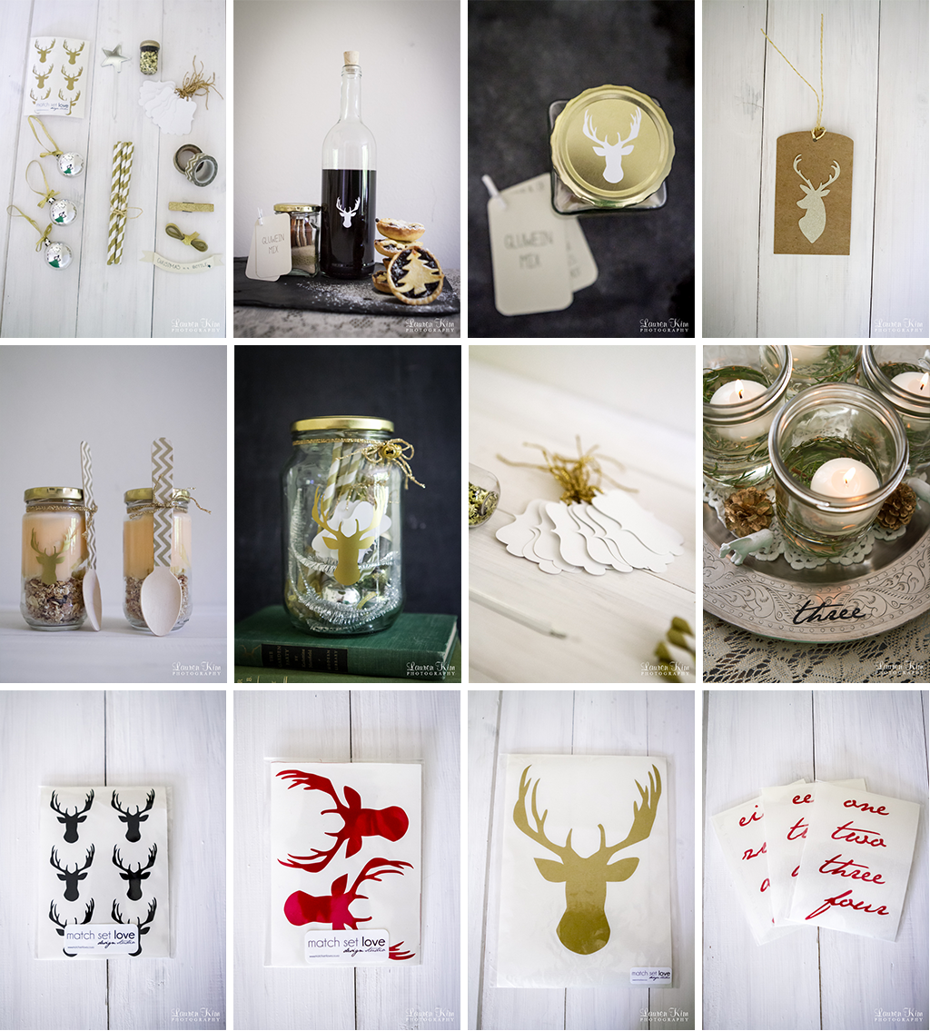 Consol Christmas Styled Shoot