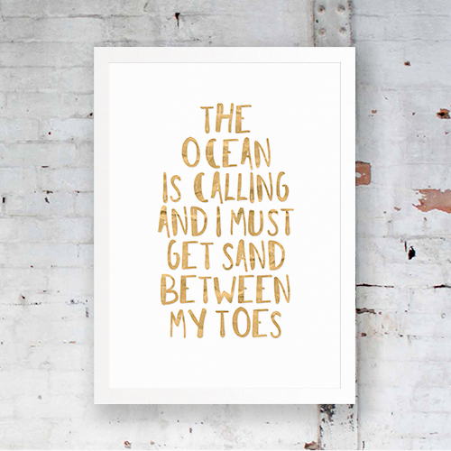The Ocean is calling 3