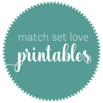 Party Printables on Etsy