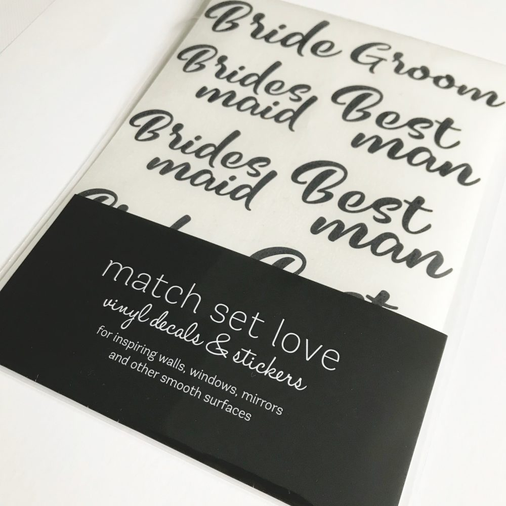 Wedding Hanger Set 2 10