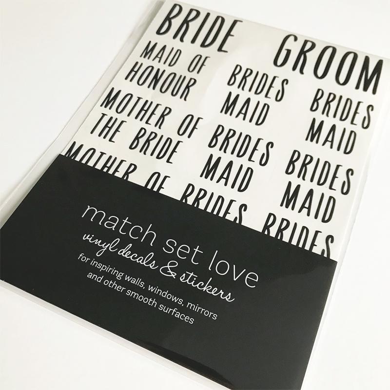 Wedding Set Font 1 2